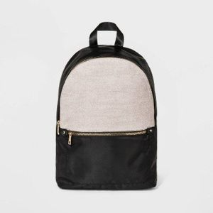 A New Day Woolen Dome Back Pack